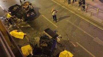 Son dakika... Konyada korkunç kaza: 7 kişi hayatını kaybetti
