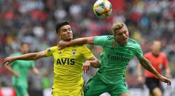 AUDİ Cupta üçüncülük maçı: Real Madrid Fenerbahçe maçı ne zaman saat kaçta hangi kanalda