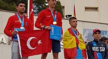 Yiğit Yalçın Çitaktan ikinci dünya şampiyonluğu
