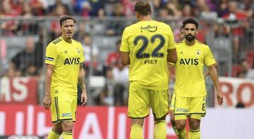 Fenerbahçeye 2 maçta 40 şut, 11 gol