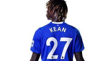 Moise Kean, Evertonda | Transfer haberleri...