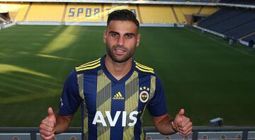 Fenerbahçenin yeni transferi Deniz Türüçten Galatasaray yanıtı