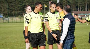 Süper Lig ekibinin maçında olay çıktı Rakip sahadan çekildi