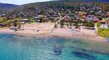 Türkiyenin en sakin kasabası Kalabalıktan uzak deniz tatili için tam zamanı...