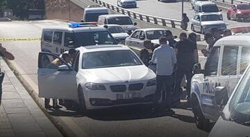 Başkentte lüks otomobilde kanlı infaz