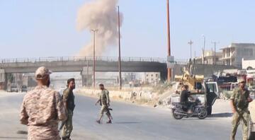 MSBden son dakika açıklaması: İdlibte konvoyumuza hava saldırısı düzenlendi