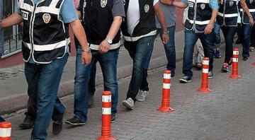 İzmirde FETÖ operasyonu: 18 gözaltı
