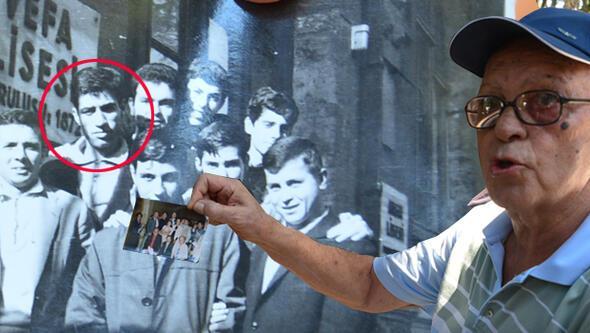 Kemal Sunalın okul arkadaşı paylaştı, bu fotoğraflar yıllar sonra ortaya çıktı