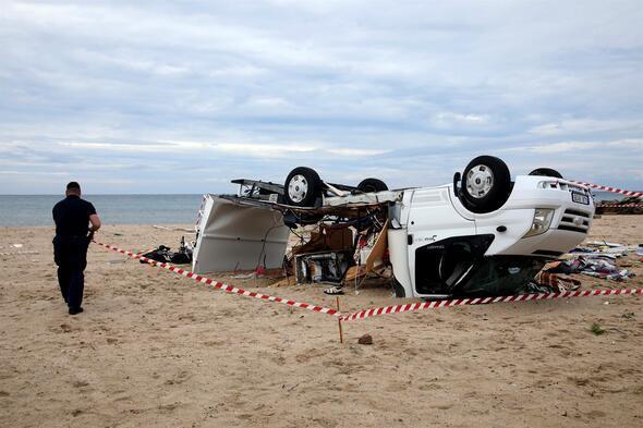 Tatile gittikleri Yunanistanda hayatlarını kaybettiler