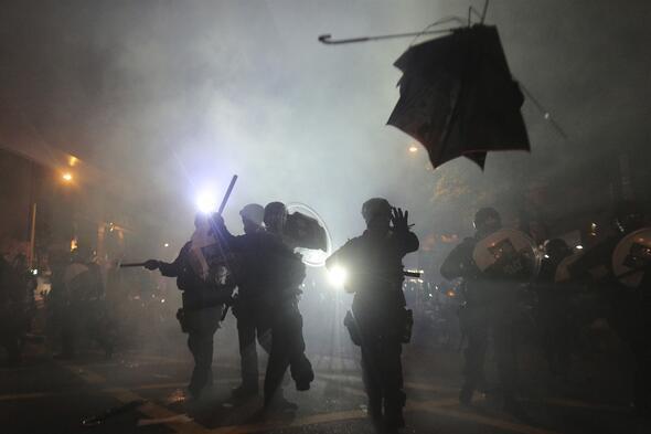 Ortalık savaş alanına döndü... Çine büyük öfke