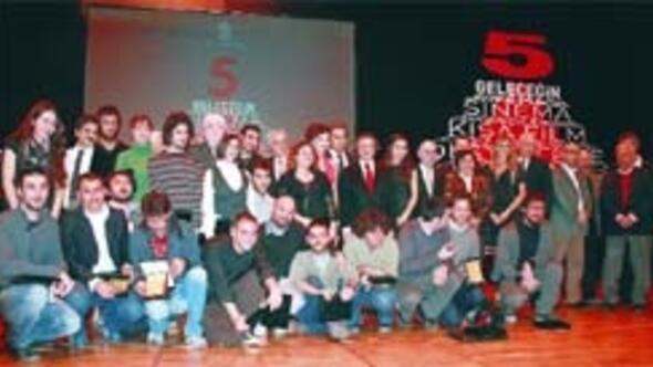 İzdüşümsel fantaziler Ankara'ya ödül getirdi