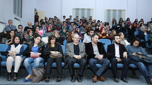 ERÜ'de Modern Psikolojide Yeni Yaklaşımlar Konferansı
