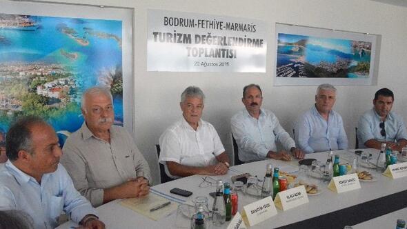 Muğla Başkanlar Zirvesi Toplantısı Fethiye'de Gerçekleşti