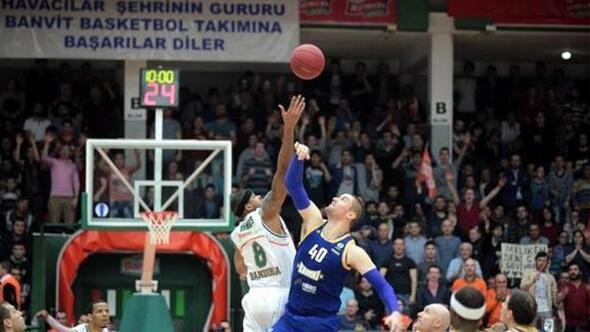 Bandırma'da Tübad-banvit 1. Lig Turnuvası Yapılacak