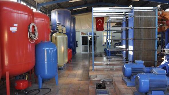 Jeotermal tesiste inceleme