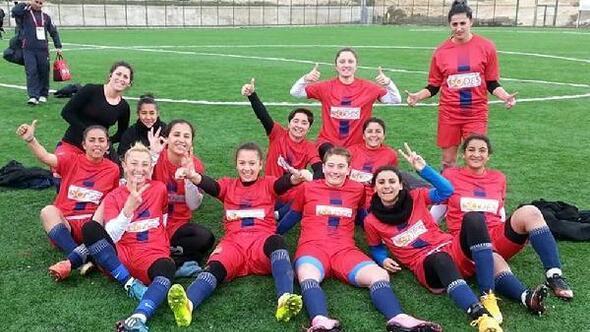 Ağrı 4 takımla Kadınlar Liginde