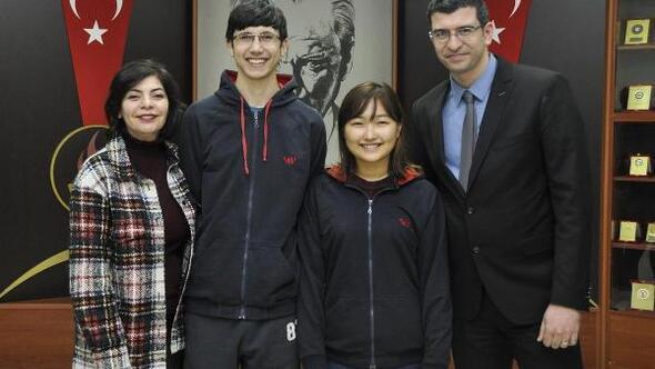 Cemil Alevli Kolejinden Uluslararası başarı