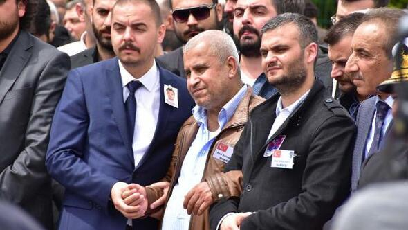 Şehit pilot polis Abdullah Ortanca, İzmirde uğurlandı