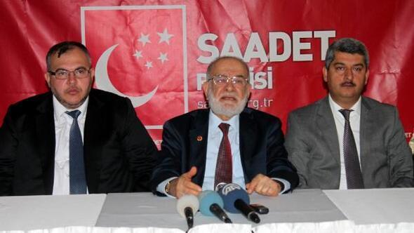 SP Genel Başkanı Karamollaoğlu: ABD Güleni teslim etmez