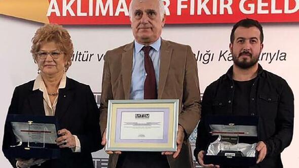 RATEM'den İstanbul Yeni Yüzyıl Üniversitesi'ne ödül