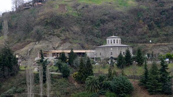 Trabzonda tartışılan Cephanelik projesi inşaatında sakınca bulunmadı