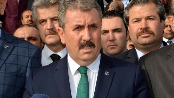 Desticiden CHPye: HDPli olmasına ses çıkarmıyor, devlet memuru olmasına itiraz ediyor (2)