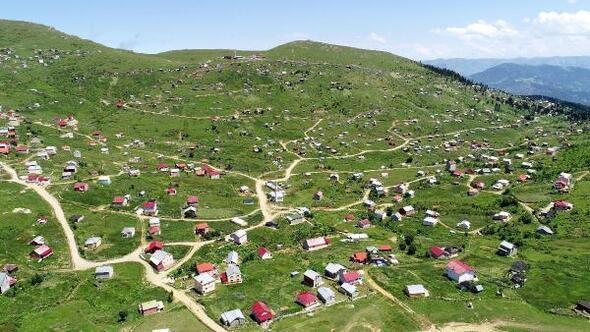 Doğu Karadenizde kaçak yapılar için İmar Barışı başvurusu 70 bini buldu