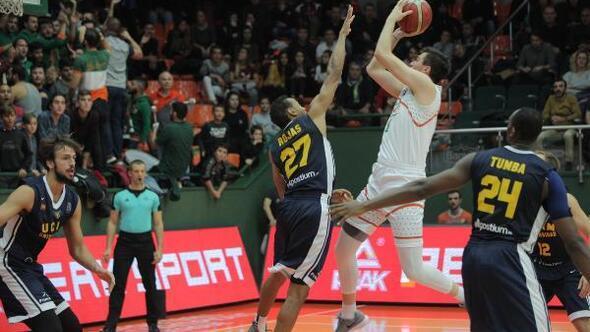 Banvit - Ucam Murcia: 62-63