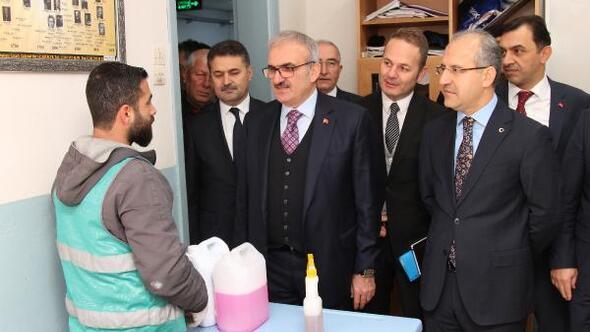 Yükümlüler Antalyada 26 okulu onaracak