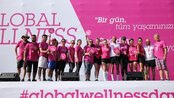 Global Wellness Day'in Sekizincisi Kutlandı