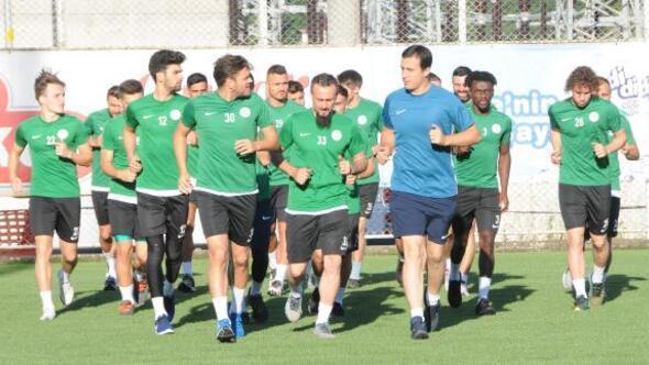 Giresunspor Teknik Direktörü Sözeri: Çok coşkulu bir takım kuracağız