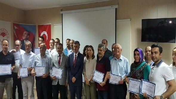 Zonguldakta kenevir yetiştiriciliği eğitimi verildi