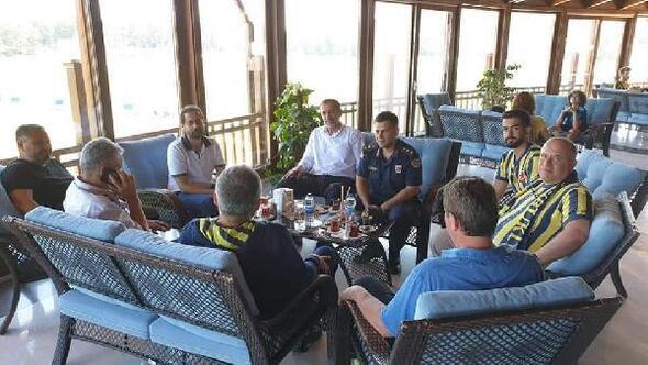 Fenerbahçe, Boluspor maçı için değerlendirme toplantısı yaptı