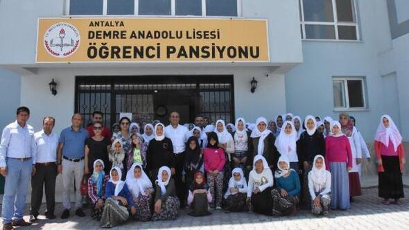 Öğrencilere yaz kursu