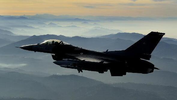 MSB: Irak kuzeyine hava harekatında 6 terörist etkisiz hale getirildi