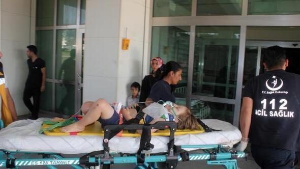 Tatil dönüşü kaza: Anne öldü, eşi ve 2 çocuğu yaralı