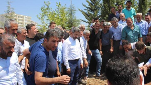 AK Partili Ahmet Aydın'ın acı günü