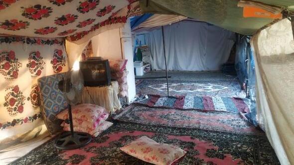 2,5 yaşındaki kız çocuğu kaldıkları çadırda ölü bulundu