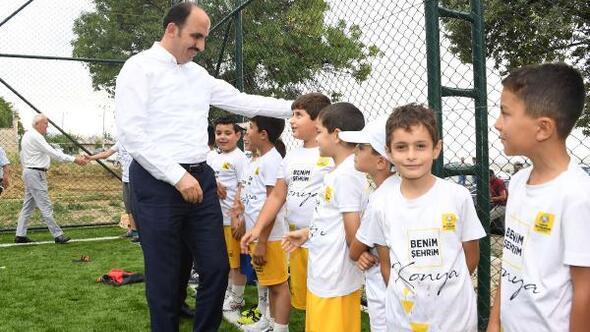 Konya Büyükşehir Belediye Başkanı: İlçelerimizin gelişimi için birlikte çalışacağız