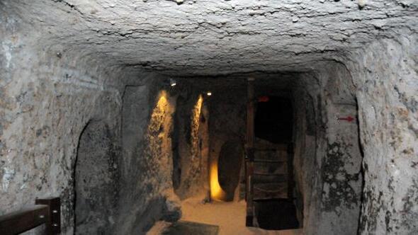 Kaymaklı yeraltı şehrini 6 ayda 293 bin ziyaretçi