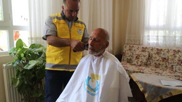 Haliliye Belediyesi yaşlıları unutmadı