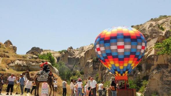 Kapadokya, Kurban Bayramını hareketli geçirecek