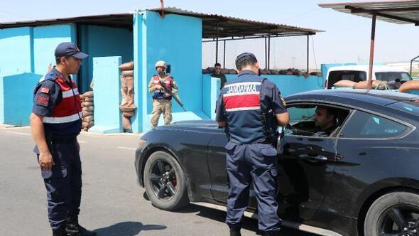 Diyarbakırda jandarma trafik denetimini artırdı
