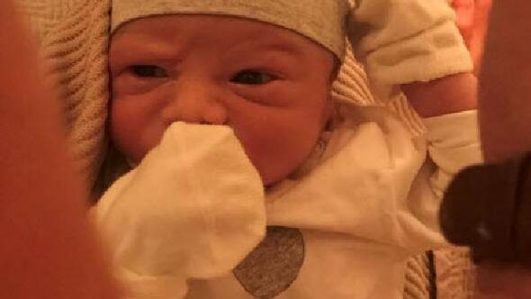 Kalp damarları ters olan Leo bebek, İstanbulda ameliyat edilecek