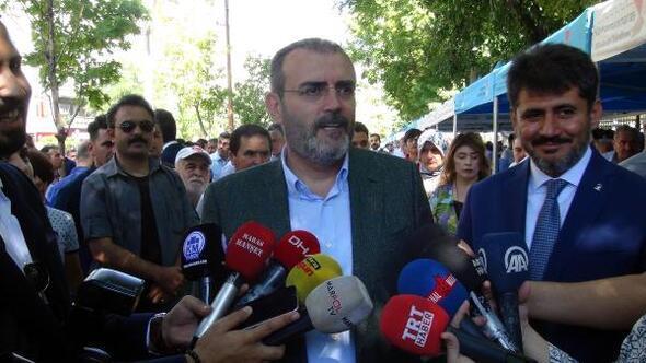 AK Partili Ünal: Türkiye türbülanstan çıkmıştır