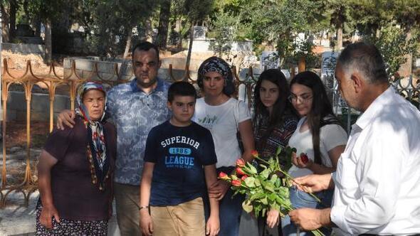 Gaziler, Şehit ailelerini yalnız bırakmadı