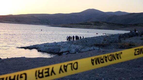 Kayseride baraja giren Suriyeli genç boğuldu
