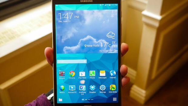 Samsung Galaxy Tab S6 çift kamerasıyla birlikte gelecek