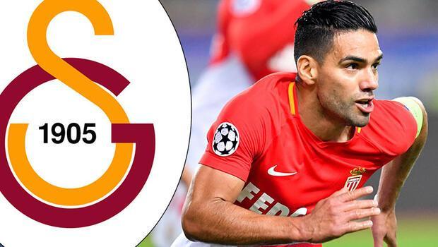 Radamel Falcao'dan transfer açıklaması! Galatasaray...