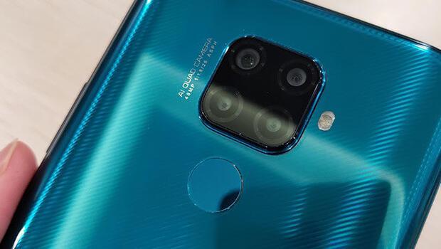 Huawei Mate 30 geliyor! En dikkat çeken özelliği kamerası